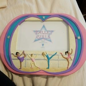Accessories - Ballet picture frame